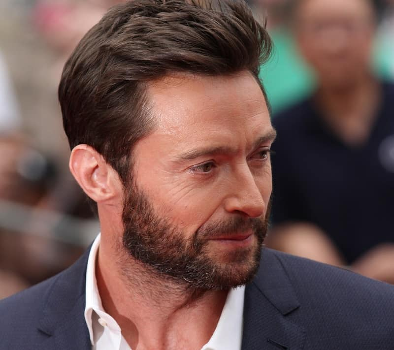 Barba di Hugh Jackman