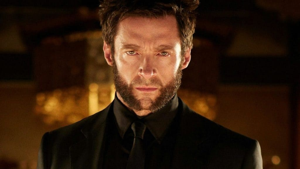 Barba come Wolverine - Hugh Jackman