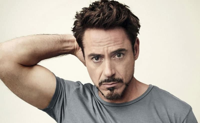 Robert Downey jr barba