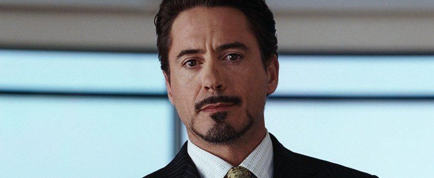 Barba di Tony Stark