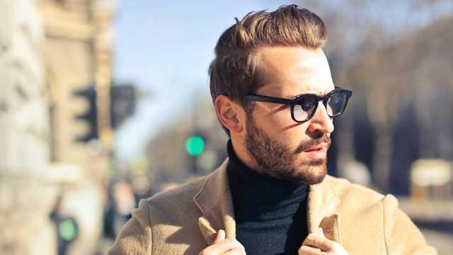 Stile della barba unico e personale