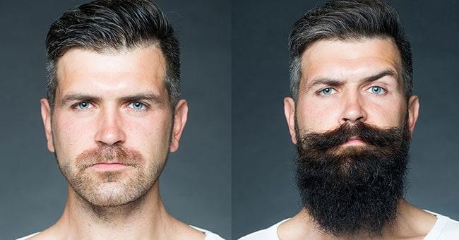 Come usare l'olio di ricino sulla barba