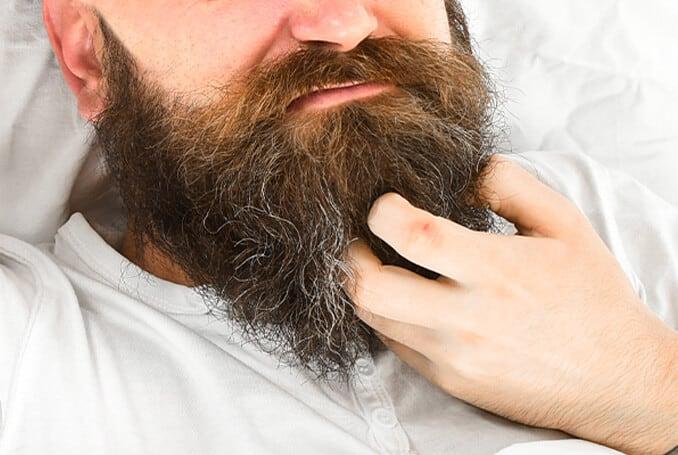Prurito barba: come risolverlo