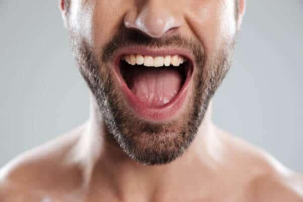 buchi nella barba