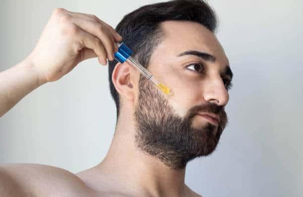 olio per una barba morbida